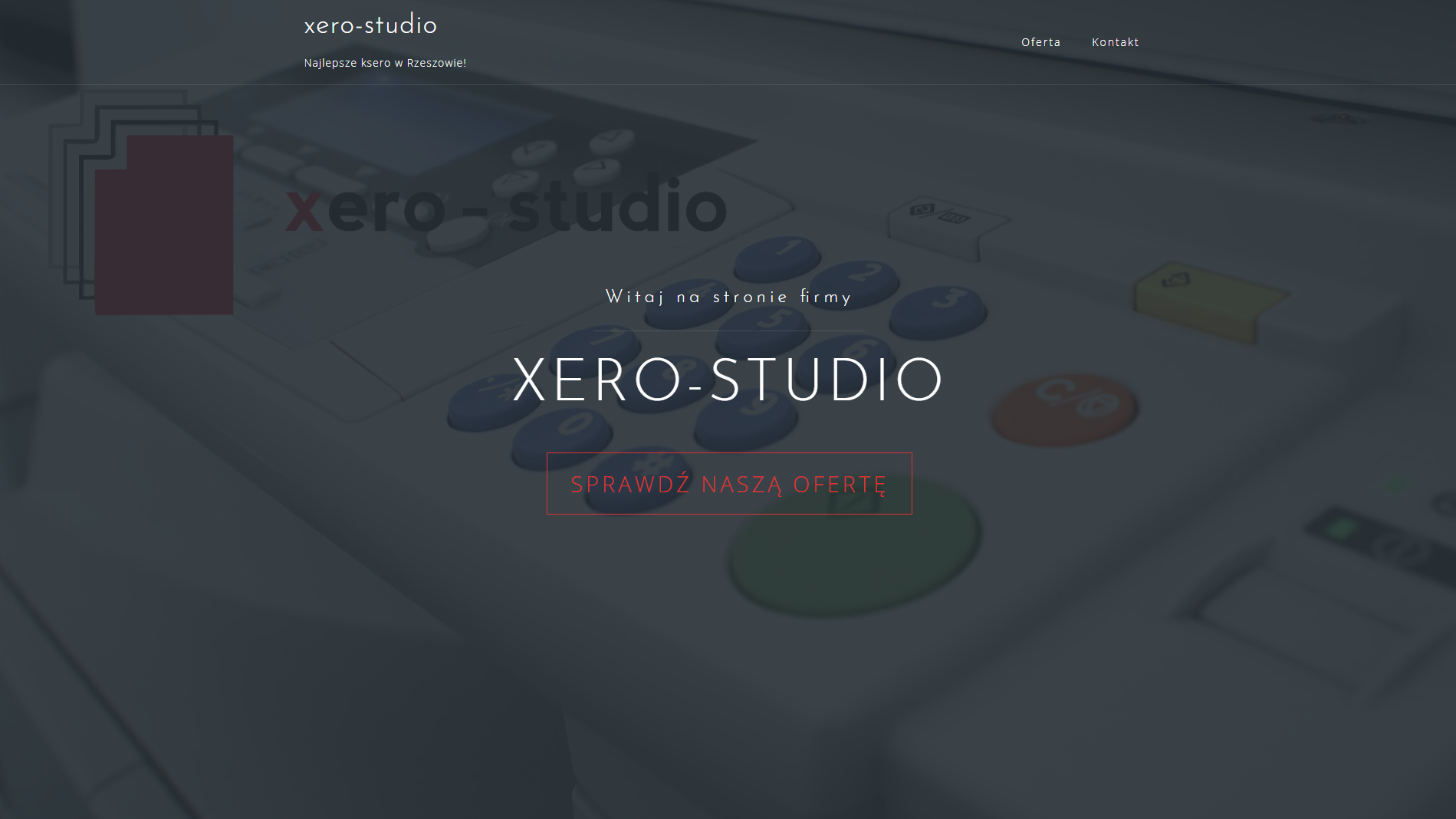 xero studio